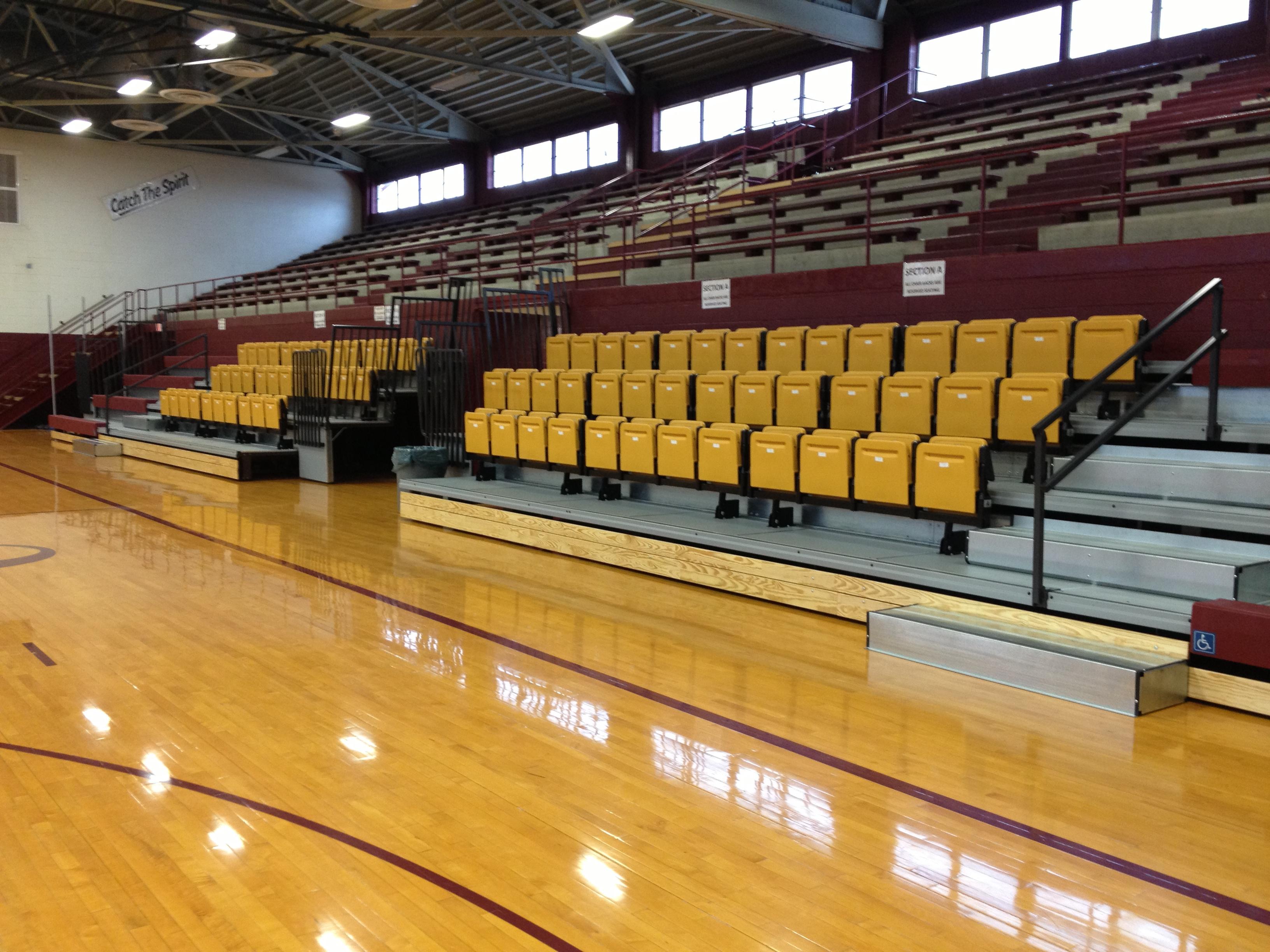 Indoor Arena Seating Stadium Chairs