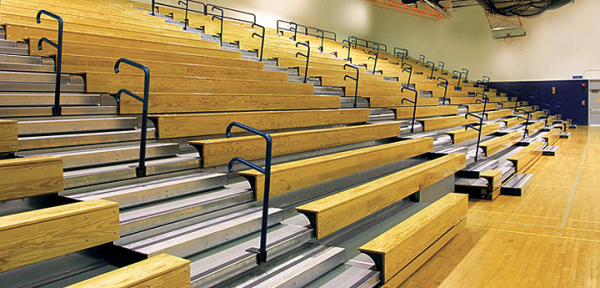 bleacher and seating inspection and maintenance