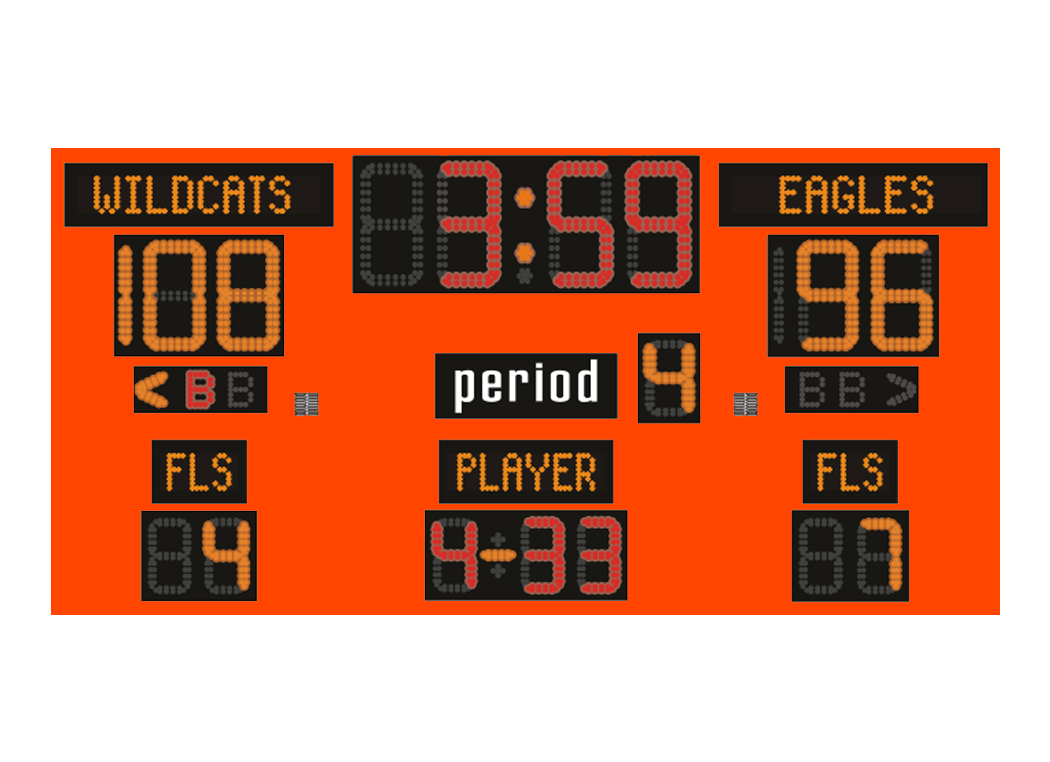 2780 Scoreboard