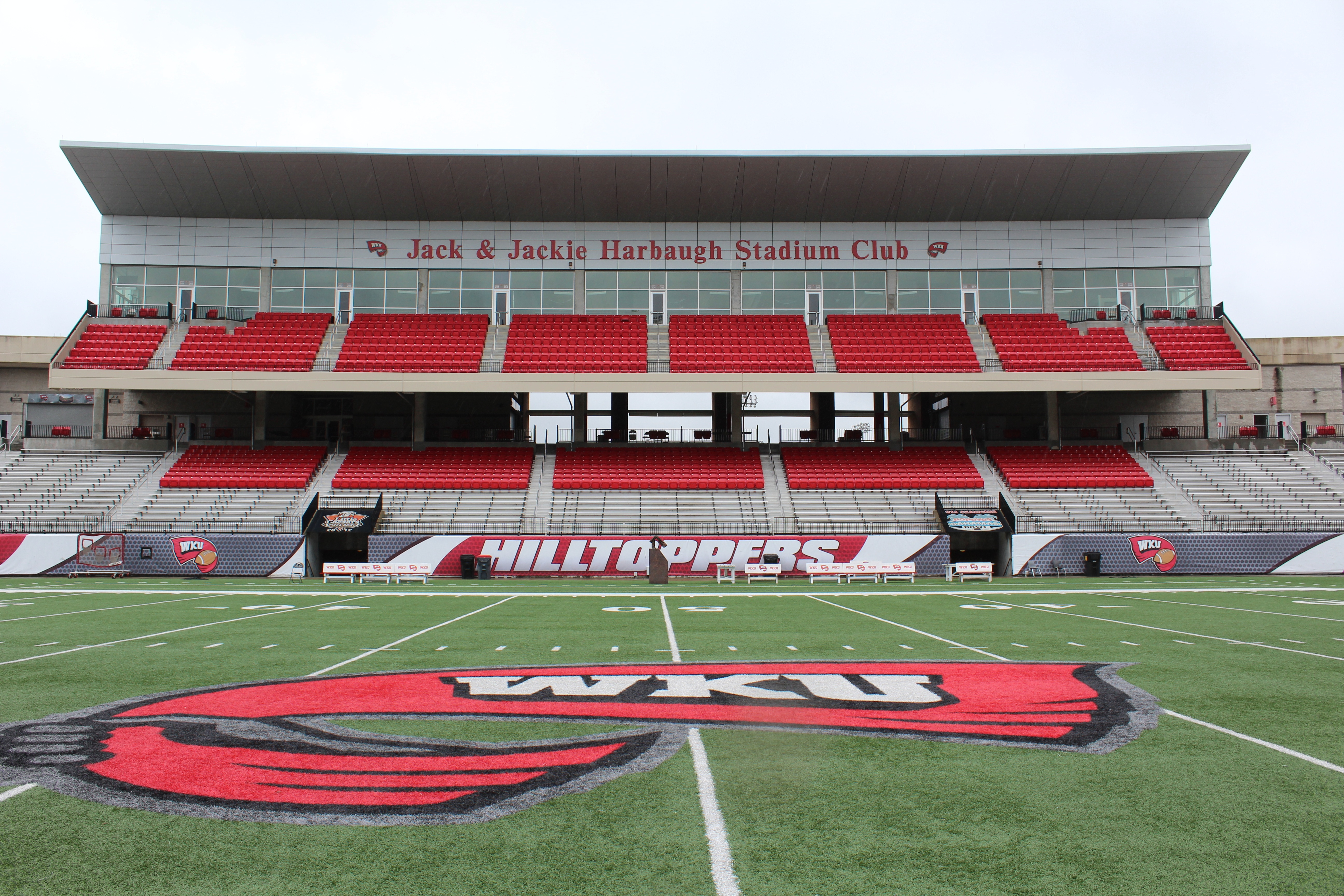 Western Kentucky university football stadium